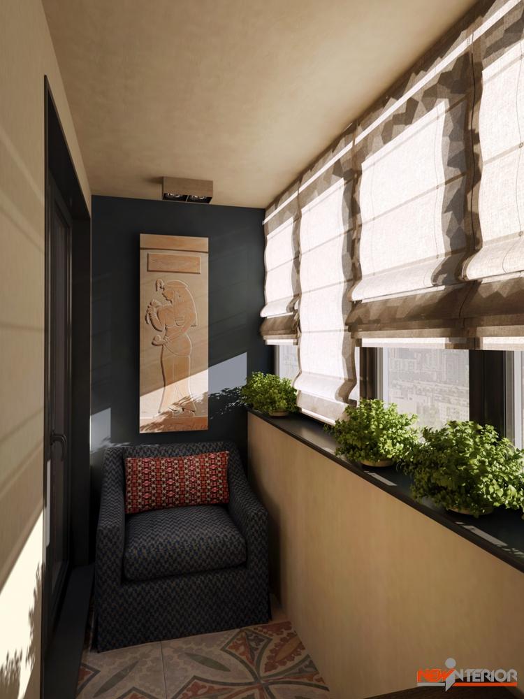 Профессиональная отделка утепление балконов и лоджий - катал.